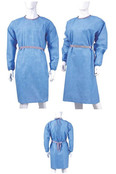 Disposable Gown Standard Size - GOWN-D - MML-Medical