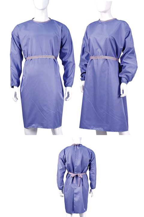 Microfiber Gown Standard Size - GOWN-M - MML-Medical